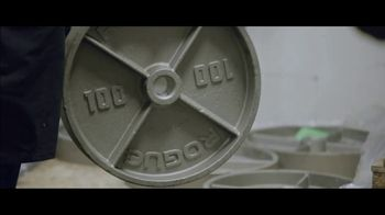 Rogue Fitness TV Spot, 'Deep Dish Plates'
