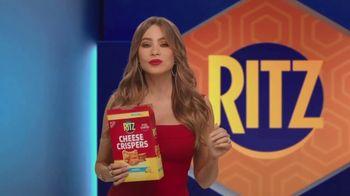 Ritz Cheese Crispers TV Spot, 'Bold Taste' Featuring Sofia Vergara - Thumbnail 9