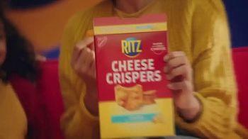 Ritz Cheese Crispers TV Spot, 'Bold Taste' Featuring Sofia Vergara - Thumbnail 2