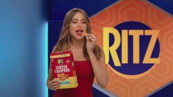 Ritz Cheese Crispers TV Spot, 'Bold Taste' Featuring Sofia Vergara - Thumbnail 8