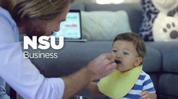 Nova Southeastern University TV Spot, 'The New Power Lunch' - Thumbnail 7