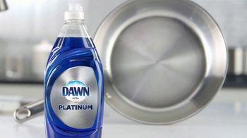 Dawn Platinum TV Spot, 'Scrub Less' - Thumbnail 5