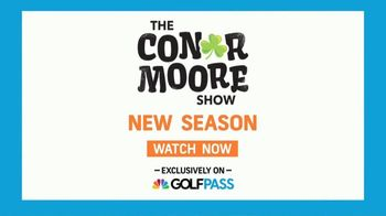 GolfPass TV Spot, 'The Conor Moore Show' - Thumbnail 8