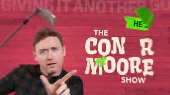 GolfPass TV Spot, 'The Conor Moore Show' - Thumbnail 2