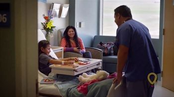 Children's Miracle Network Hospitals TV Spot, 'Amazing Places' Featuring Chris Pine - Thumbnail 3