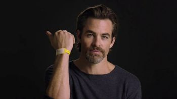 Children's Miracle Network Hospitals TV Spot, 'Amazing Places' Featuring Chris Pine