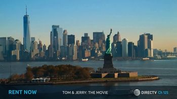 DIRECTV Cinema TV Spot, 'Tom & Jerry'