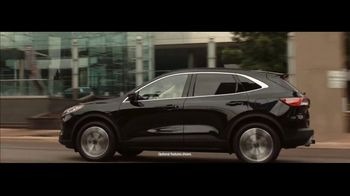 Ford TV Spot, 'Because of This: SUVs: Rain and Snow' [T2]