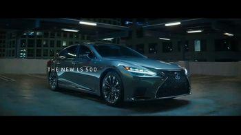 2021 Lexus LS 500 TV Spot, 'More Than Intelligence' Featuring Tiffany Pham [T1]