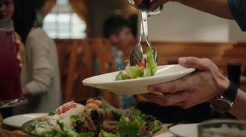 Olive Garden Never Ending Soup, Salad & Breadsticks TV Spot, 'Our Famous Never Ending First Course' - Thumbnail 6