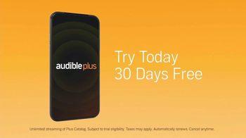 Audible Plus TV Spot, 'The Best Place to Listen' - Thumbnail 7