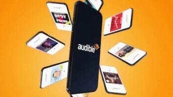 Audible Plus TV Spot, 'The Best Place to Listen' - Thumbnail 1