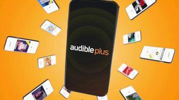 Audible Plus TV Spot, 'The Best Place to Listen' - Thumbnail 2