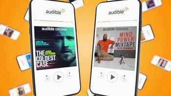Audible Plus TV Spot, 'The Best Place to Listen' - Thumbnail 5