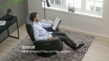 Ekornes Stressless TV Spot, 'Get Up to $500 Off' - Thumbnail 3