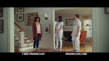 Progressive TV Spot, 'The Ad Where Nothing Happens' Ft. Lance Bass, Joey Fatone, Chris Kirkpatrick - Thumbnail 3