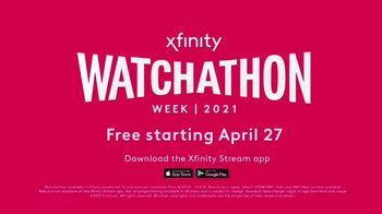 XFINITY TV Spot, '2021 Watchathon: Biggest Week in Television' - Thumbnail 10
