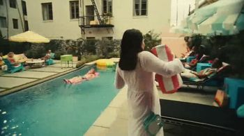 Halo Top Fruit Pops TV Spot, 'Stop Shoulding Yourself: Pool' Song by Lex Junior, Han Han - Thumbnail 2