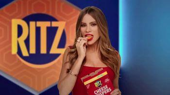 Ritz Cheese Crispers TV Spot, 'Sabor audaz' con Sofía Vergara  [Spanish] - Thumbnail 1
