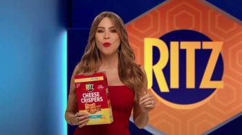 Ritz Cheese Crispers TV Spot, 'Sabor audaz' con Sofía Vergara  [Spanish] - Thumbnail 8