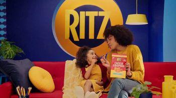Ritz Cheese Crispers TV Spot, 'Sabor audaz' con Sofía Vergara  [Spanish] - Thumbnail 3
