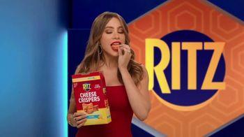 Ritz Cheese Crispers TV Spot, 'Sabor audaz' con Sofía Vergara  [Spanish] - Thumbnail 7