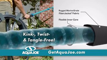 AquaJoe FiberJacket Max TV Spot, 'Customers Testimonials' - Thumbnail 1