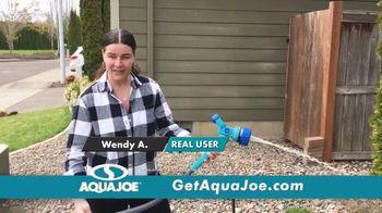 AquaJoe FiberJacket Max TV Spot, 'Customers Testimonials' - Thumbnail 3