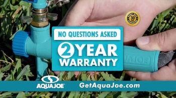 AquaJoe FiberJacket Max TV Spot, 'Customers Testimonials' - Thumbnail 6