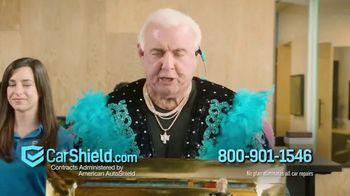 CarShield TV Spot, 'Bright New Talent' Featuring Ric Flair - 353 commercial airings
