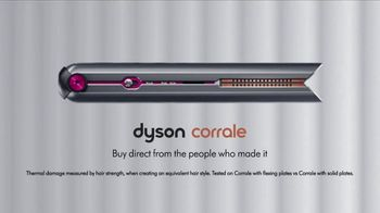 Dyson Corrale Hair Straightener TV Spot, 'Say Hello' - Thumbnail 10