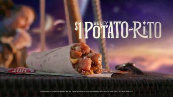 Taco Bell Beefy Potato-Rito TV Spot, 'New Heights' - Thumbnail 7