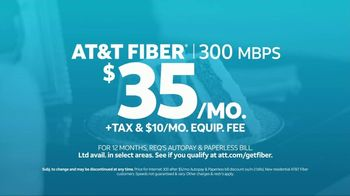 AT&T Internet TV Spot, 'Special Lady: 300 Mbps for $35 Per Month' - Thumbnail 9