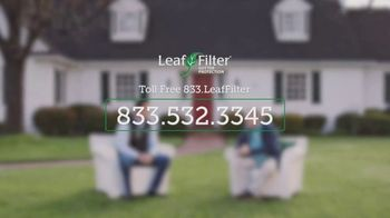 LeafFilter TV Spot, 'Gutter Cleaning Confessions' - Thumbnail 10