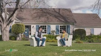 LeafFilter TV Spot, 'Gutter Cleaning Confessions' - Thumbnail 3