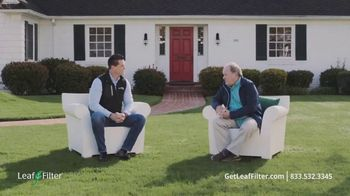 LeafFilter TV Spot, 'Gutter Cleaning Confessions' - Thumbnail 5