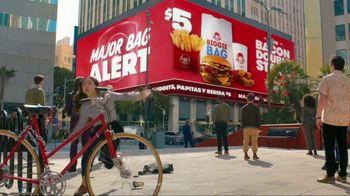 Wendy's $5 Biggie Bag TV Spot, 'Asegurar tu bolsa' canción de DJ Khaled, Migos [Spanish]