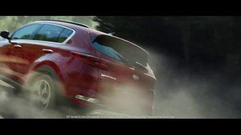 2021 Kia Sportage TV Spot, 'Mountain' [T2] - Thumbnail 2