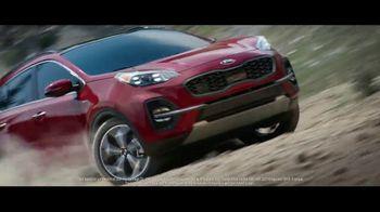 2021 Kia Sportage TV Spot, 'Mountain' [T2] - Thumbnail 4