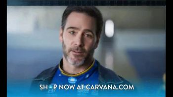 Carvana TV Spot, 'Personalizing: Truly Dazzling Results' Featuring Jimmie Johnson - Thumbnail 7