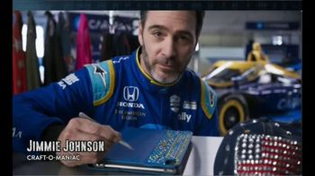 Carvana TV Spot, 'Personalizing: Truly Dazzling Results' Featuring Jimmie Johnson - Thumbnail 2