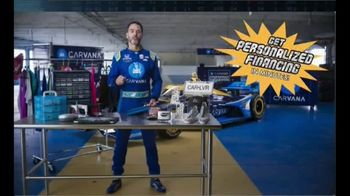 Carvana TV Spot, 'Personalizing: Truly Dazzling Results' Featuring Jimmie Johnson - Thumbnail 3