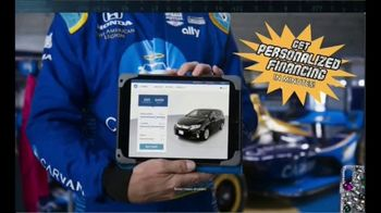 Carvana TV Spot, 'Personalizing: Truly Dazzling Results' Featuring Jimmie Johnson - Thumbnail 4