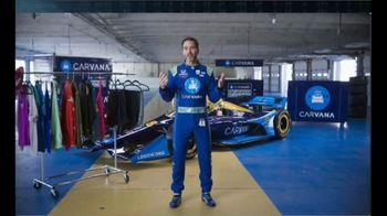 Carvana TV Spot, 'Personalizing: Truly Dazzling Results' Featuring Jimmie Johnson - Thumbnail 5