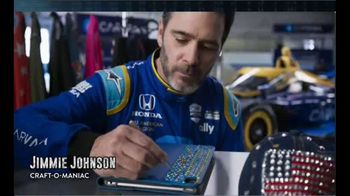 Carvana TV Spot, 'Personalizing: Truly Dazzling Results' Featuring Jimmie Johnson