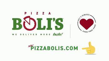 Pizza Boli's TV Spot, 'Rewards Program' - Thumbnail 10