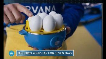Carvana TV Spot, '7 Day Trial: Hard-Boiled Eggs' Featuring Jimmie Johnson - Thumbnail 4
