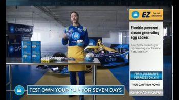 Carvana TV Spot, '7 Day Trial: Hard-Boiled Eggs' Featuring Jimmie Johnson - Thumbnail 7