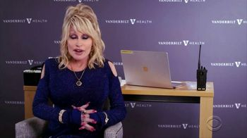 Vanderbilt Health TV Spot, 'Take It From Dolly' Featuring Dolly Parton - Thumbnail 2