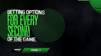 Unibet Sportsbook TV Spot, 'Live Betting'